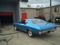 Picture of 1968 Chevrolet Malibu, exterior, gallery_worthy