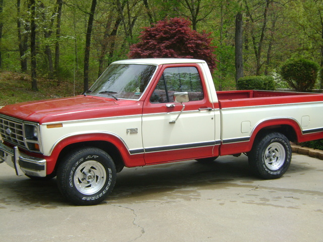 1983 Ford F 150 Pictures Cargurus