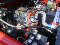 Picture of 1983 Ford F-150 XLT Standard Cab SB, engine
