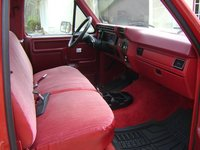 Picture of 1983 Ford F-150 XLT Standard Cab SB, interior