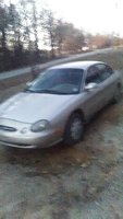 Picture of 1998 Ford Taurus SE, exterior