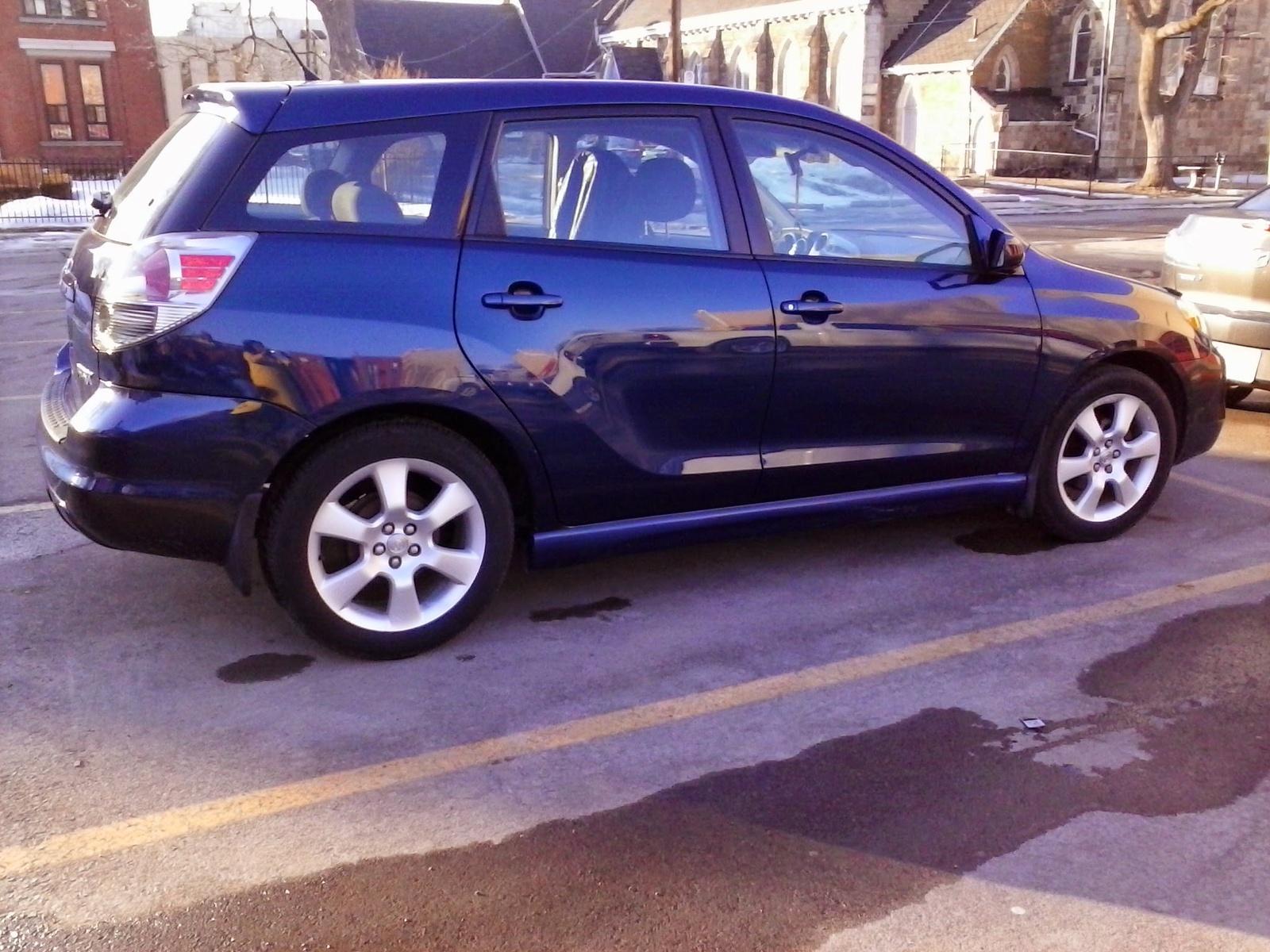 Toyota Matrix Questions - I am selling my 2006 Toyota Matrix XR ...