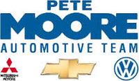Pete Moore Volkswagen logo
