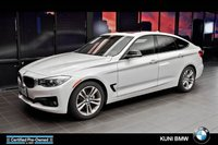 2014 BMW 3 Series Gran Turismo 335i xDrive, Left Front, exterior