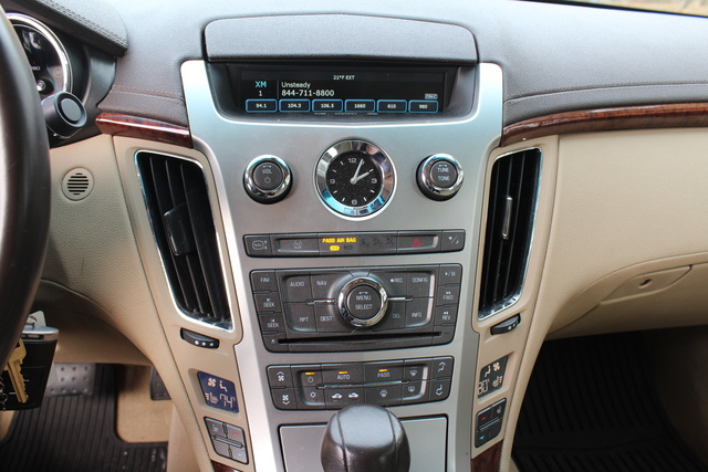 Picture Of 2008 Cadillac CTS 3.6L AWD, Interior, Gallery_worthy Images