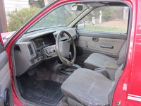 Picture of 1987 Nissan Pathfinder XE 4WD, interior, gallery_worthy