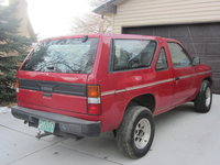 Picture of 1987 Nissan Pathfinder XE 4WD, exterior, gallery_worthy
