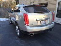 Picture of 2013 Cadillac SRX Performance AWD, exterior