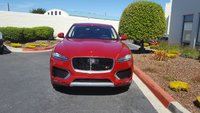 2017 Jaguar F-PACE S, Front view; day of delivery, exterior