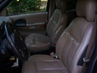 Picture of 2000 Oldsmobile Silhouette 4 Dr Premiere Passenger Van Extended, interior