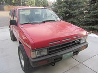 Picture of 1987 Nissan Pathfinder XE 4WD, exterior