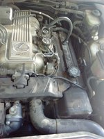 Picture of 1990 Lexus LS 400 Base, engine