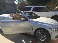 Picture of 2015 BMW 4 Series 435i xDrive Convertible