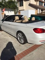 Picture of 2015 BMW 4 Series 435i xDrive Convertible, exterior