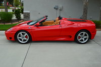 Picture of 2001 Ferrari 360 Spider Spider Convertible, gallery_worthy