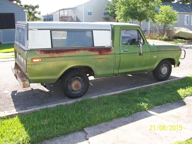 Picture of 1973 Ford F-100