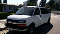Picture of 2014 Chevrolet Express LT 3500 Ext, exterior
