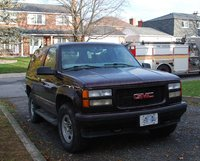 Picture of 1997 GMC Yukon SLE 2dr 4WD, exterior