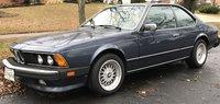 Picture of 1986 BMW 6 Series 635 CSi, exterior