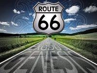 Route 66 Discount Auto Sales logo