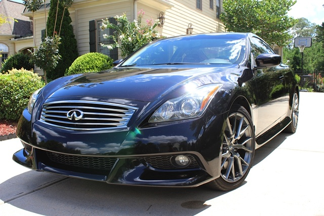 Picture of 2011 INFINITI IPL G Coupe RWD