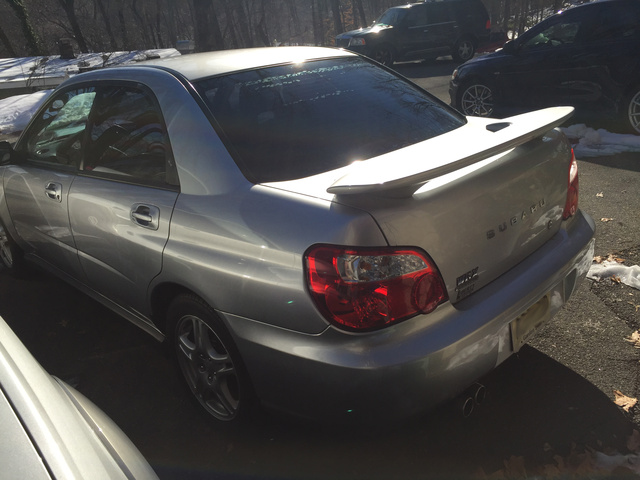 Picture of 2004 Subaru Impreza WRX Base