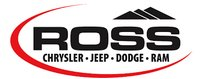 Ross Chrysler Jeep Dodge RAM logo