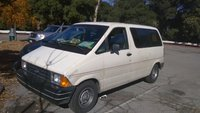 Picture of 1990 Ford Aerostar 3 Dr STD Cargo Van, exterior, gallery_worthy