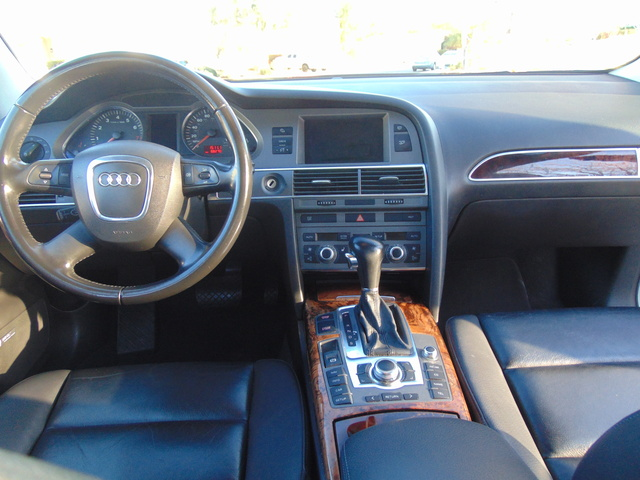Marvelous Picture Of 2006 Audi A6 3.2 Sedan FWD, Interior, Gallery_worthy