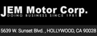 JEM Motors Corp logo