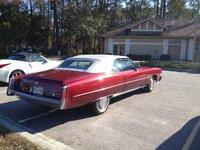 1974 Cadillac Eldorado Overview