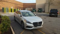 Picture of 2016 Hyundai Sonata Hybrid Limited, exterior