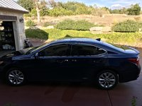 Picture of 2015 Lexus ES 300h Base, exterior