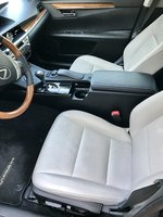 Picture of 2015 Lexus ES 300h Base, interior