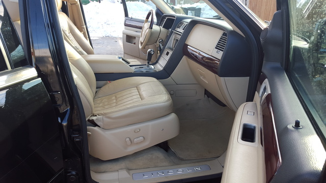 Picture Of 2006 Lincoln Navigator Ultimate 4WD, Interior, Gallery_worthy