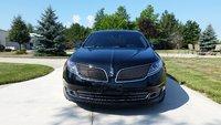 Picture of 2014 Lincoln MKS Sedan, exterior