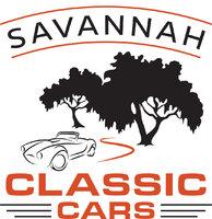 Savannah Classic Cars logo