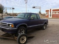 Picture of 1994 Chevrolet S-10 2 Dr LS Extended Cab SB, exterior