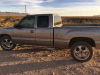 Picture of 2002 GMC Sierra 1500HD 4 Dr SLE 4WD Crew Cab SB HD, exterior, gallery_worthy