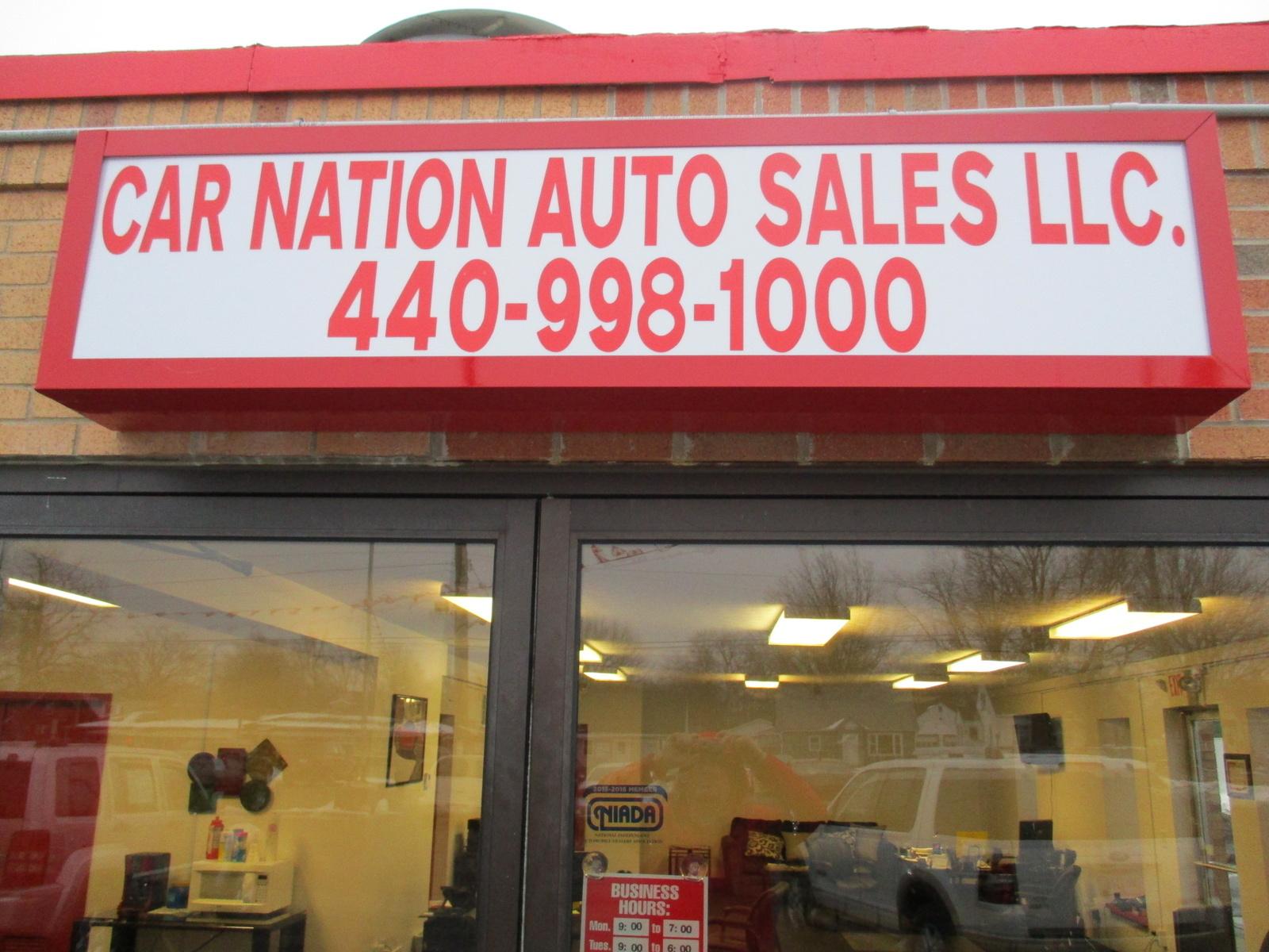 Car Nation Auto Sales LLC Ashtabula OH Read Consumer reviews
