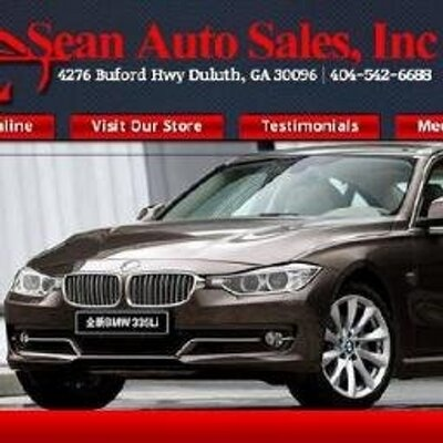 Sean Auto Sales Duluth Ga Read Consumer Reviews
