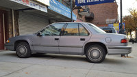 Picture of 1990 Chevrolet Lumina 4 Dr STD Sedan, exterior