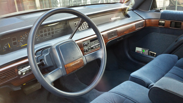 1990 Chevrolet Lumina Interior Pictures Cargurus