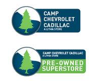 Camp Chevrolet Cadillac logo