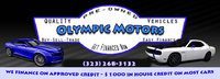 Olympic Motors logo