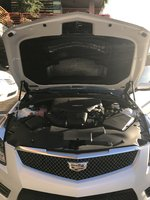 Picture of 2016 Cadillac ATS-V Coupe Base, engine