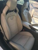 Picture of 2016 Cadillac ATS-V Coupe Base, interior