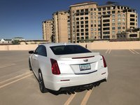 Picture of 2016 Cadillac ATS-V Coupe Base, exterior