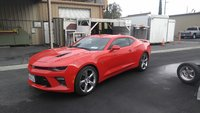 Picture of 2016 Chevrolet Camaro 1SS Coupe RWD, exterior, gallery_worthy