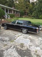 Picture of 1985 Cadillac Fleetwood Brougham Sedan, exterior